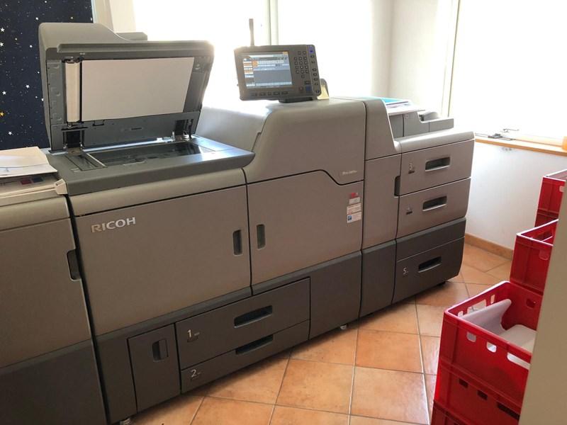 Show details for Ricoh Linoprint Pro C651 EX