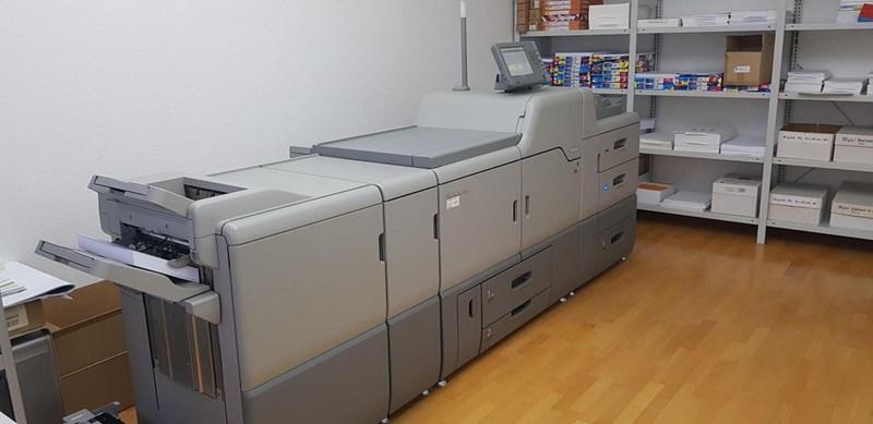 Ricoh Linoprint Pro C751