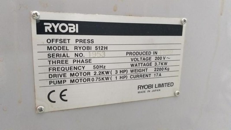 Ryobi 512H