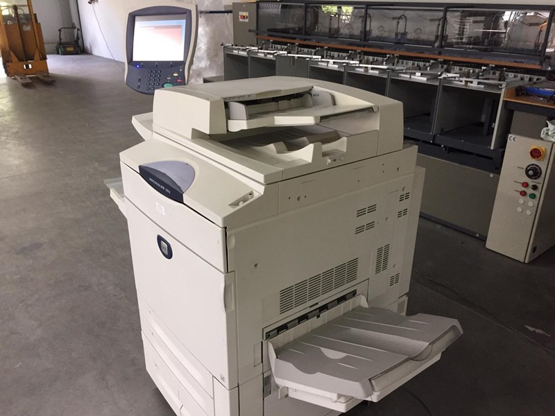 Show details for Xerox DC 252