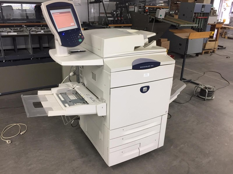 Xerox DC 252