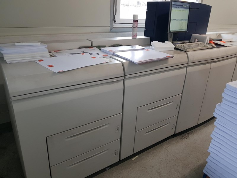 Show details for Xerox Nuvera 120 EA