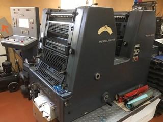 GTOZ-s 52 Machines offset à feuilles