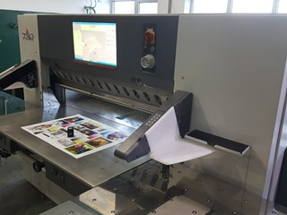 Polar N 137 AT HD Autotrim Guillotines/Cutters