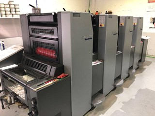 Heidelberg SM52 4 Sheet Fed