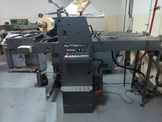 AUTOBOND MINI 52TP THERMAL LAMINATOR Finishing