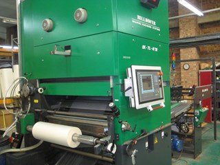 BILLHOFER EK-TL-4/70 TRENDLINE AUTOMATIC FILM LAMINATOR Finishing