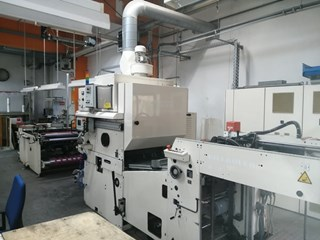 Billhöfer EK76 AUTOMATIC FILM LAMINATOR Finishing