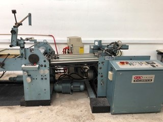 BILLHOFER MTS76 AUTOMATIC THERMAL LAMINATOR Finishing