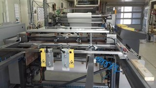 PAPERPLAST DRY 50/102 AUTOMATIC THERMAL LAMINATOR  FINITION