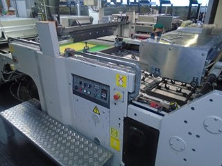 SAKURAI SC72AII SPOT COATING LINE Finishing