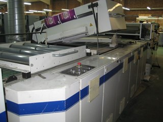 STEINEMANN COLIBRI 74 SURFACE COATER Finishing