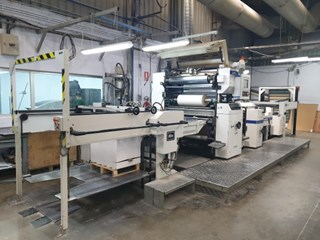 Steinemann Lotus 102SF Finishing