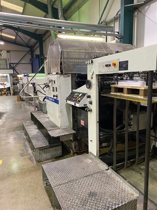 Steinemann Topspot 102 Finishing