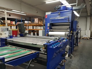 TPM FILM LAMINATOR Finishing