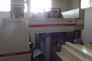 TYMI USTAR 36 SPOT & SURFACE COATER Finishing