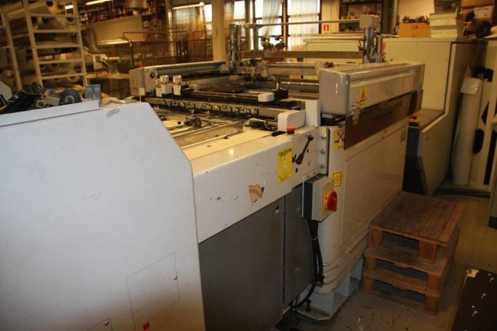Sakurai MF-80 High Precision flat bed automatic screen printer