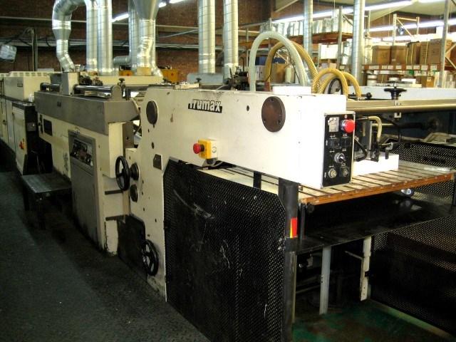 SAKURAI SC102DX SPOT COATER