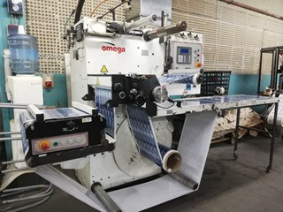 ABG International Omega SR 410 Rewinder