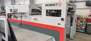 Bobst SP 104 E Die Cutting