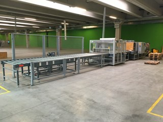 BVM Brunner BM 16030 L Packing machines