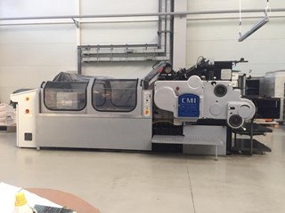 Heidelberg SBG With Hot Foil Finishing