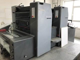 Heidelberg SM 74-2-P 单张纸胶印机