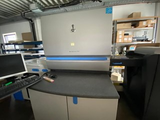 HP (Hewlett Packard) indigo 5500 Digital Printing