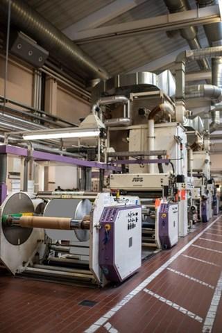 Nordmeccanica Triplex Combi 1300 Rotativa de etiquetas