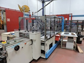 Peroni / Ruggero UFC Cross Automatica Case Production