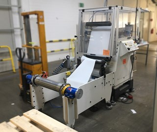 REMELE DECKEL MASTER 500 S, automatic punching / die-cutting machine Die Cutting