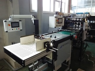 Die cutter Rietstack IRS 550 Flexo