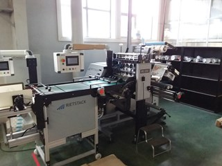 Rietstack IRS 550 Die Cutting