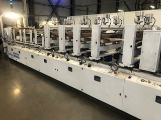 Bag making machine Waterline Ritbag 600 I K  Labels and Forms