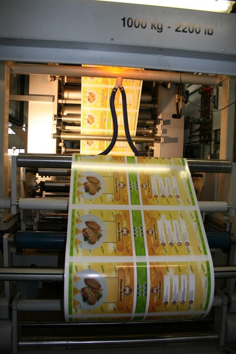 CI flexo printing machine Comexi FB2108 Gearless
