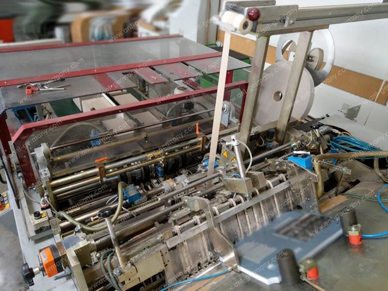 HOERAUF BDM UNIVERSAL BOOK CASE MACHINE 2002 Germany