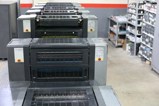 Heidelberg  SM 52-5-P2+L  Sheet Fed