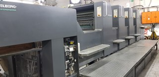 Heidelberg SM 74-4-P3-H year 2000 Sheet Fed