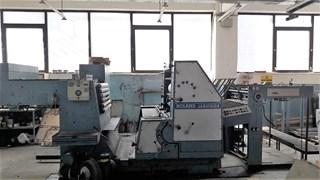 Manroland 100 Gebrauchte Bogenoffsetmaschinen