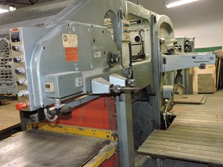 Bobst SP 1260 E-500T Die Cutters - Automatic and Handfed
