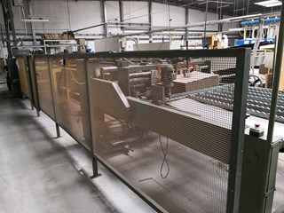 Curioni 2200T - packaging line Máquinas de embalaje