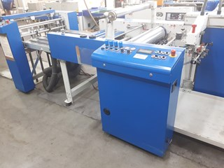 Double-sided lamination TRITON DS SYSTEM B1 Laminating and coating