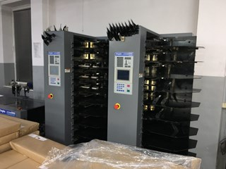 DUPLO System DBM 5000 Collators