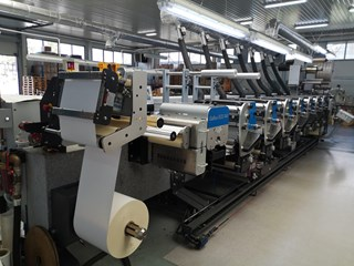 GALLUS ECS 340 Flexo