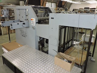 Hot Foil Stamping machine Gietz FSA 720 Die Cutting