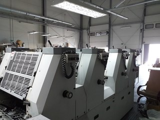 Hamada B452A-1 单张纸胶印机