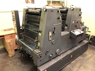 Heidelberg GTOZ-52 +NP Sheet Fed