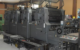 Heidelberg MOV Sheet Fed