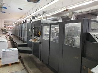 Heidelberg SM 102-8P+L Gebrauchte Bogenoffsetmaschinen