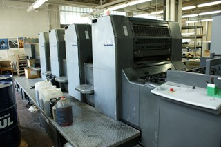Heidelberg SM 74-4 H Sheet Fed